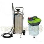 Комплект оборудования для подачи жидкости в канал