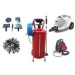 Комплект оборудования для очистки вентиляции от жира