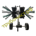 Т-адаптер вращения щеток