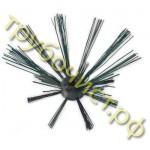 Щётки для Т-адаптера с боковой и вертикальной щетиной